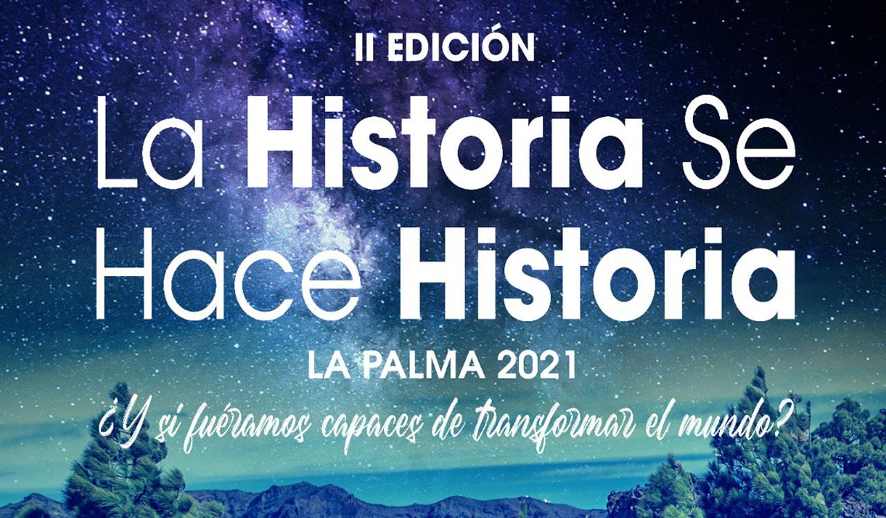 El proyecto 'La Historia se hace Historia' busca a los 60 jóvenes participantes de su II edición